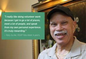 RSVP Volunteer