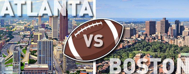 Atlanta vs. Boston