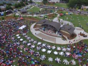 Lee Street Park in Jonesboro, GA
