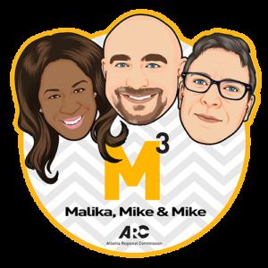 Logo - M3 - Malika, Mike and Mike