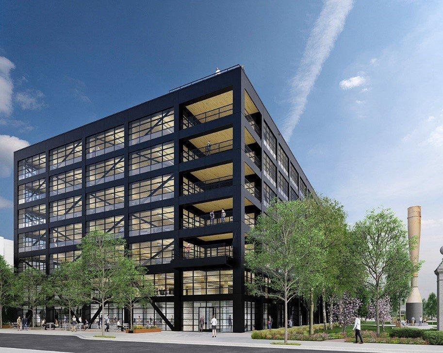 T3 West Midtown development