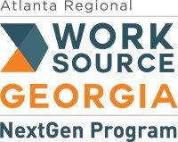 Atlanta Regional - WorkSource Georgia - NextGen Program - Logo